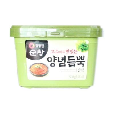 Sunchang Ssamjang (Seasoned Bean Paste) 500g
