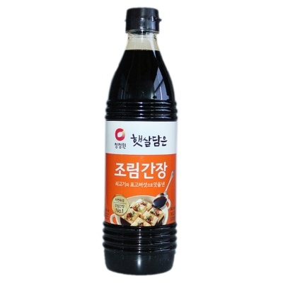 Chungjungone Seasoning Soy Sauce 840ml