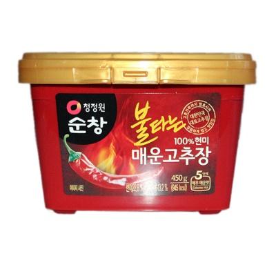 (Chilli Sauce) 450g