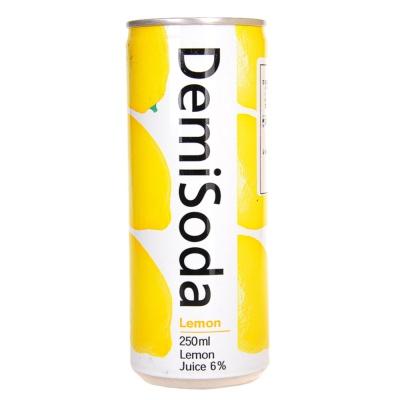 Donga Lemon Demi Soda Water 250ml
