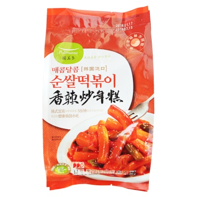 Spicy Fried Rice Cakes 480g