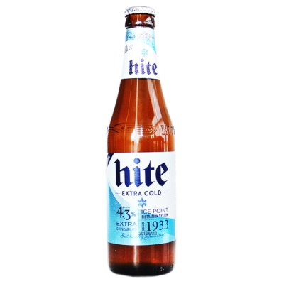 韩国新海特啤酒 330ml