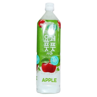 Woongjin Lactic Acid Bacteria Drink Apple 1.5L