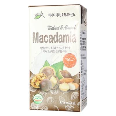 Orbit Walnut & Almond Macadamia 200ml