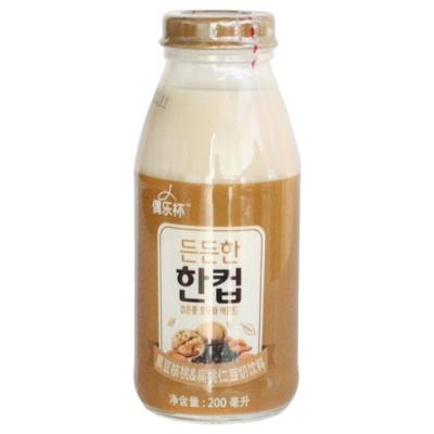 偶乐杯黑豆核桃&扁桃仁豆奶饮料 200ml