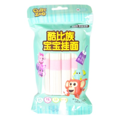 Cuby Zoo Noodles 120g