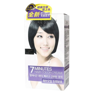Omar Sharif 7 Minutes Hair Color Cream NO.7 2*60g