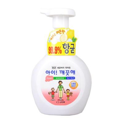 CJ婴儿泡沫除菌洗手液(柠檬香) 250ml