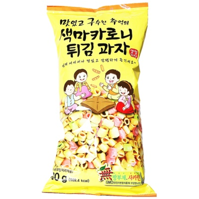 (Wheat Crisp Chips(Puffed Food)) 130g