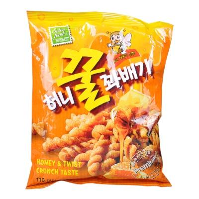 Samfng Honey & Twist Crunch Taste Rice Cake Bar 110g