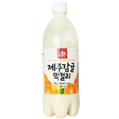 Jeju Citrus Rice Wine 750ml