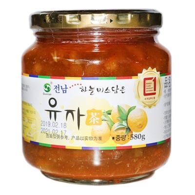 Honey Citron Tea 580g
