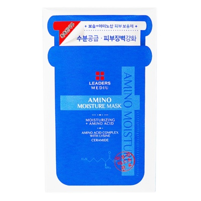 Leaders Mediu amino Moisture Mask 10*25ml