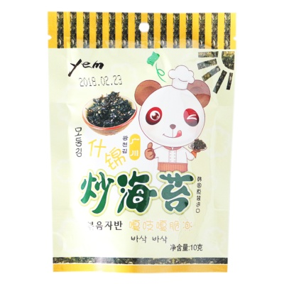 YEM Hirokawa Assorted Fried Seaweed 10g
