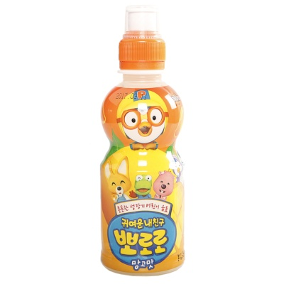 Paldo Mango Flavor Drink 235ml
