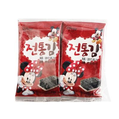Disney Mini Traditional Seaweed 12g