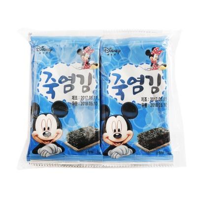 Disney Mini Bamboo Salt Seaweed 12g