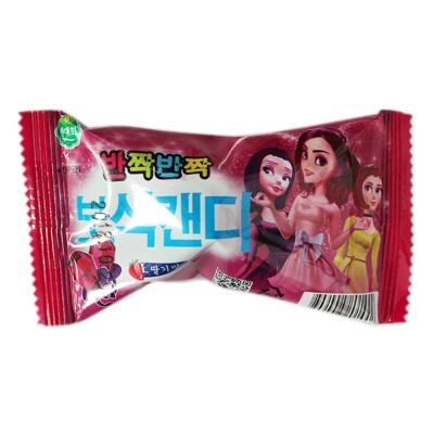 Ant & Friends Strawberry Gemstone Ring Sugar 15g