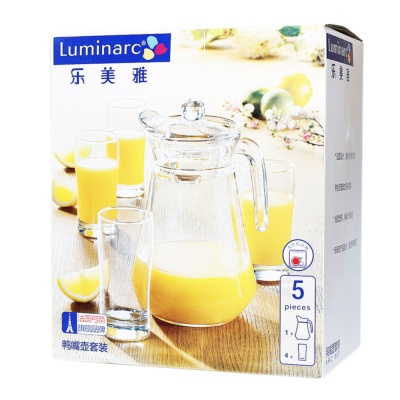 Luminarc Arc 5 Pcs Drinkware Set