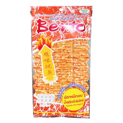 Bento Squid Seafood Snack 20g