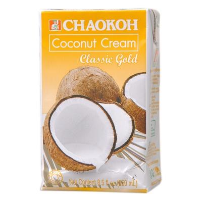 Chaokoh Coconut Cream Gold 250ml