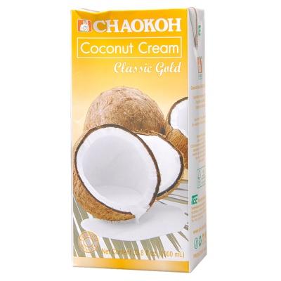 Chaokoh Coconut Cream Gold 1L