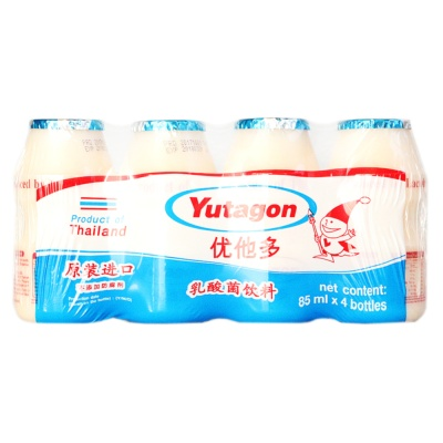 YoGood Drinking Yoghurt 4*85ml