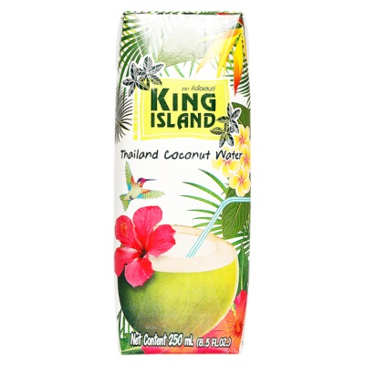 King Island Coconut Water 250ml