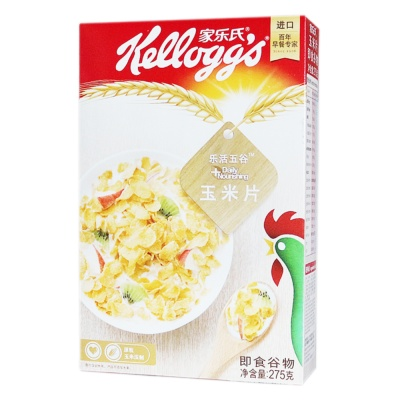 家乐氏玉米片即食谷物 275g