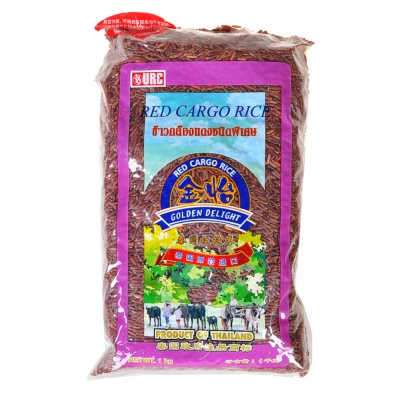 Golden Delight Red Cardo Rice 1kg