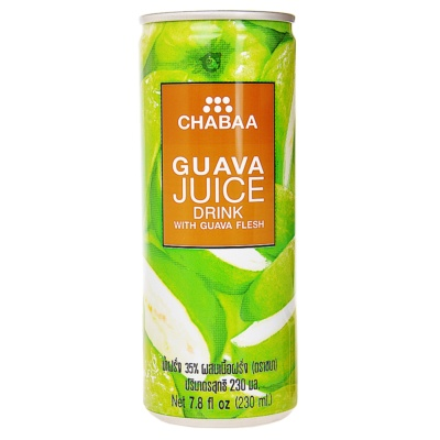 Chabaa Guava Juice Drink 230ml