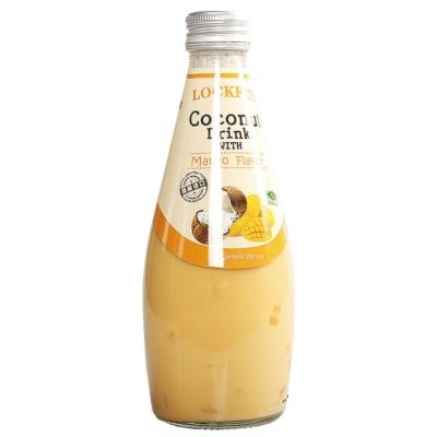 Lockfun Mango Falvored Coconut Drink 290ml