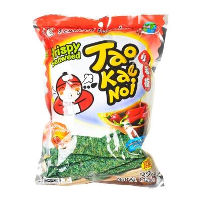 Tao Kae Noi Hot & Spicy Flavour Crispy Seaweed 32g