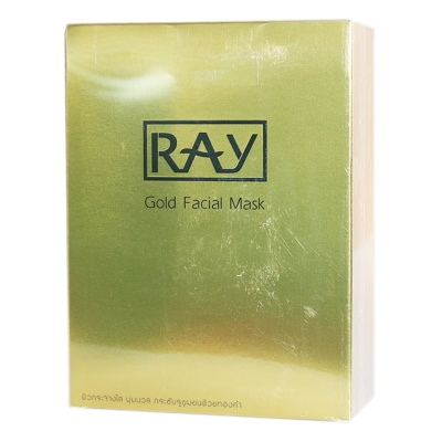 RAY Gold Facial Mask 10*35g
