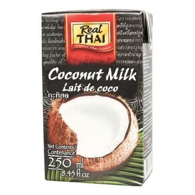 Real Thai Coconut Milk 250ml