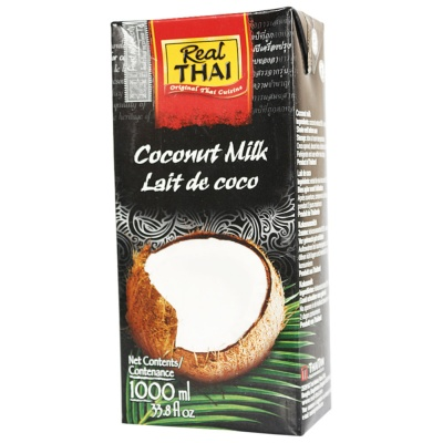 Real Thai Coconut Milk 1L