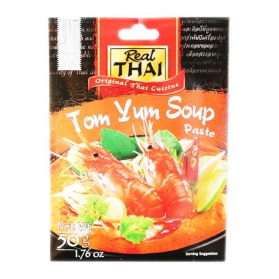 Real Thai Tom Yum Paste 50g