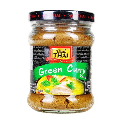 Real Thai Green Curry Paste 227g