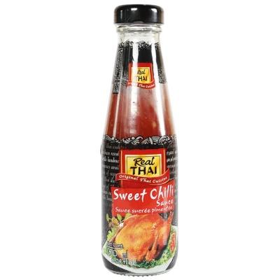 Real Thai Sweet Chilli Sauce 180ml