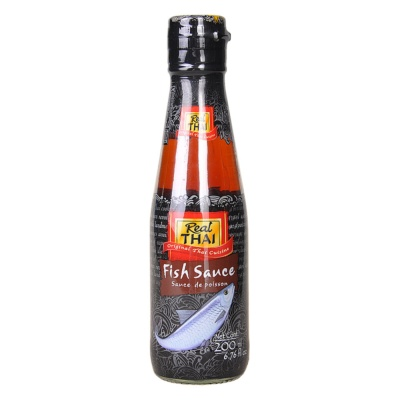 Real Thai Fish Sauce 200ml