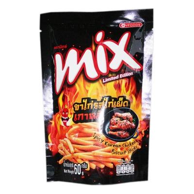 Vfoods Mix Spicy Korean Chicken Biscuit Sticks 60g