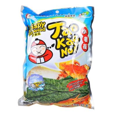 Taokaenoi Seafood Crispy Seaweed 32g