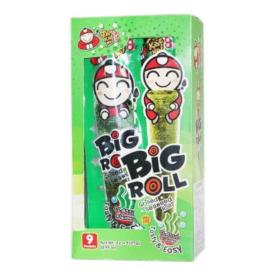 Tao Kae Noi Big Roll Grilled Seaweed Roll 36g