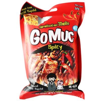 Gomuc Spicy Seasoned Shredded Squid 24g