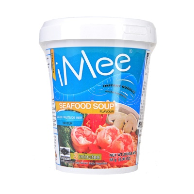 Imee Seafood Soup Flavour Instant Noodles 65g