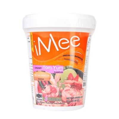 Imee Cream Tom Yum Shrimp Instant Noodles 65g