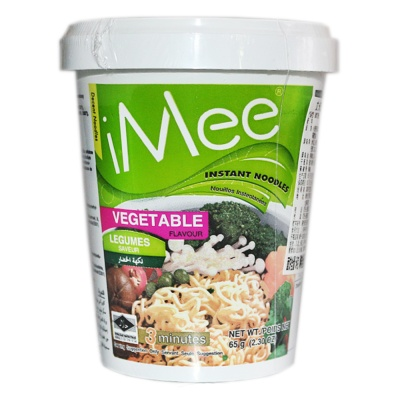 Imee Vegetable Flavored Instant Noodles 65g
