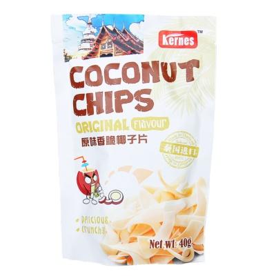 Kernes Original Flavour Coconut Chips 40g