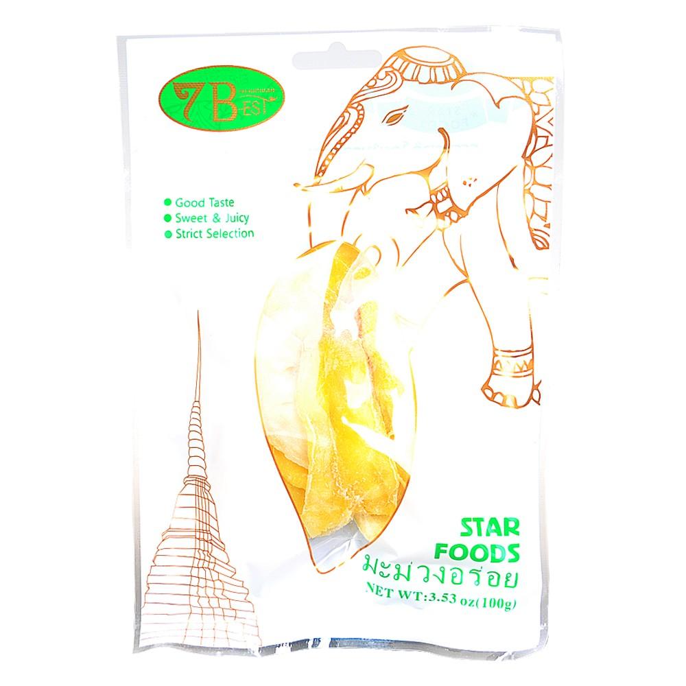 7B Pickled Dried Mango 100g