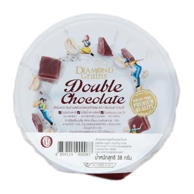 Diamond Grains Double Chocolate 38g